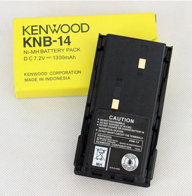Аккумулятор для рации KNB14 Распродажа - интернет-магазин «S-Trade» в Киеве