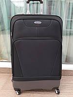 """Большой турецкий чемодан на четырёх колёсах бизнес класса фирмы """"CCS"""" VERMILION"""