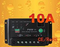 Контроллер Solar controler 10A для солнечных установок
