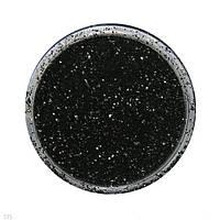 Блеск для ногтей черный