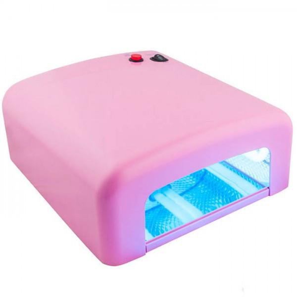 Лампа для маникюра, ультрафиолетовая лампа для сушки геля 818  - интернет-магазин «S-Trade» в Киеве