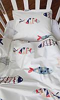"""Комплект постельного белья """"Рыбки"""", фото 1"""