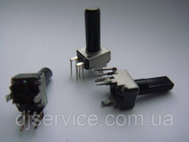 Потенциометр A10K, B10K 17mm для  SOUNDCRAFT Spirit, CASIO