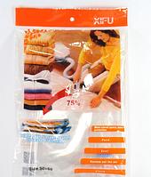 Пакет для хранения одежды  VACUM BAG 50*60