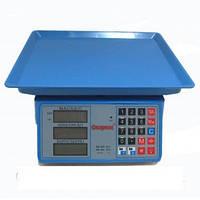 Весы торговые электронные ACS 40kg/5g  206