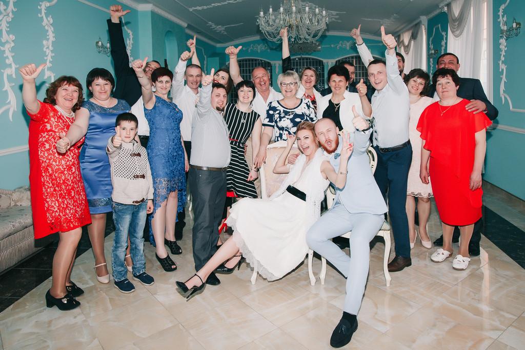 Свадьба Дмитрия и Жанны 29.04.2017 5