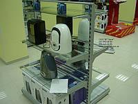Индивидуальные решения для магазина бытовой техники и электроники. Торговое оборудование ВИКО WIKO