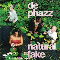 Музыкальный сд диск DE PHAZZ Natural fake (2005) (audio cd)