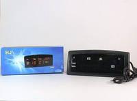 Настольные электронные часы CX 909