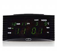 Настольные электронные часы CX 838