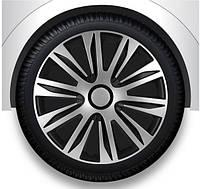 Колпаки Argo NARDO silver black R13