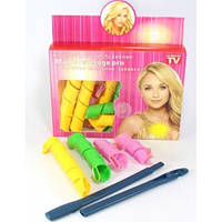 Набор бигудей  MAGIC LEVERAGE RUSS. для волос
