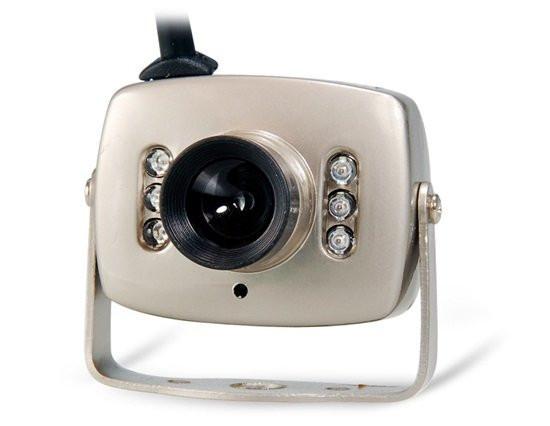 Мини камера видеонаблюдения цветная CCTV 208 Распродажа - интернет-магазин «S-Trade» в Киеве