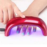 Лампа для сушки гель лака Mini Rainbow - LED, 9W, USB