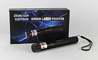 Мощная зеленая Лазерная указка 303, Green Laser