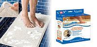 Коврик для ванной комнаты Aqua Rug, антискользящий впитывающий коврик