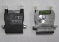 Xaar XJ 126, Печатные головки xaar 126/35, 126/50, 126/80, ксаар