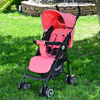 Детская коляска трость BAMBI M 3458-3, коралл ***