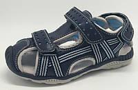 Детские босоножки спорт, летние открытые кроссовки на мальчика Том.М. размеры 26 30 31