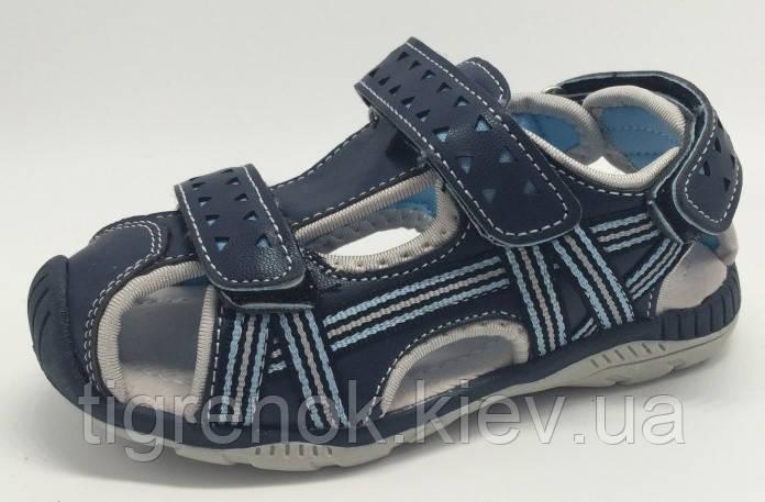 2d99840c Детские босоножки спорт, летние открытые кроссовки на мальчика Том.М.  размеры 30 31