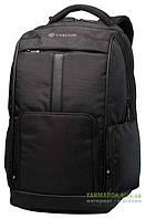 Рюкзак для ноутбука из нейлона Carlton Hampton III 915J120 черного цвета