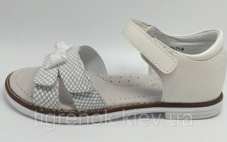 Босоножки сандалии КОЖА ОРТОПЕД детские подростковые для девочек Том.М  размеры 34-36 - 35abca5770aa5