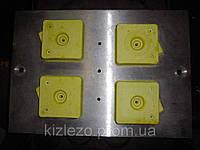 Модельная плита (пластмасса)