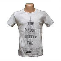 Молодежная Турецкая футболка  5214-1