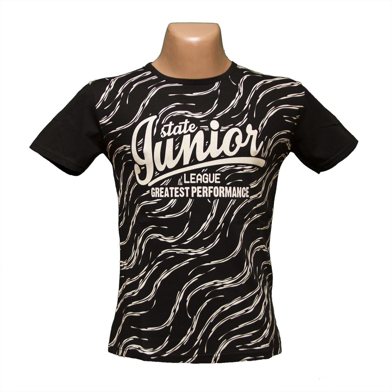Молодежная Турецкая футболка 5227-1