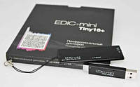 Самый тонкий диктофон Edic-mini Tiny16 + А75 4GB, фото 1