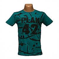 Молодіжна чоловіча футболка бавовна недорого пр-під Туреччина 5241-1