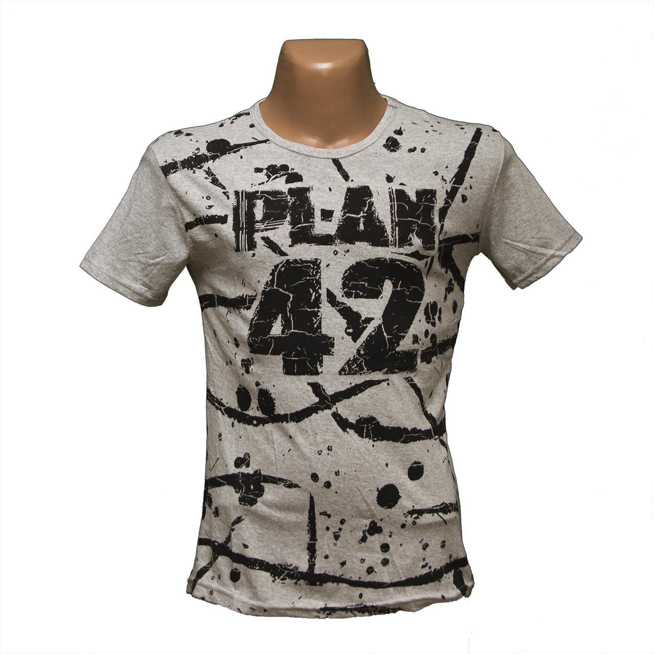 2303c77151b Молодежная однотонная футболка ОПТОМ Турция 5241-2 оптом и в розницу ...
