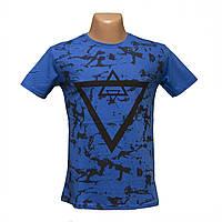Молодежная футболка хлопок  пр-во Турция 5246-1