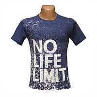 Молодежная модная футболка Турция 5252-3