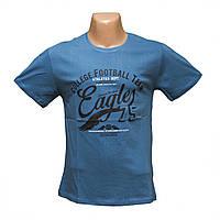 Мужская футболка большие размеры по низким ценам Турция 7803-6