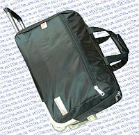 Средняя дорожная сумка на силиконовых колёсах