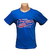 Мужская футболка оптом большие размеры Турция 7807-1