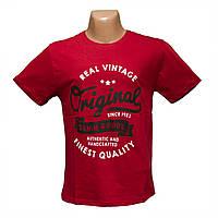 """Мужская футболка """"Original"""" больших размеров по низким ценам Турция 7815-1"""