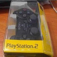 Джойстик проводной PS2 wire (желтая коробка)