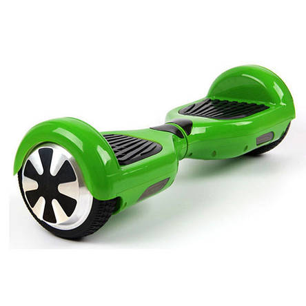 Гироскутер Smart Balance Зеленый таотао, фото 2