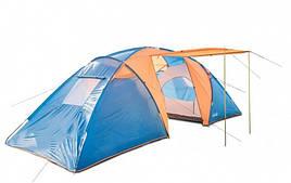 Шестиместная двухслойная палатка Coleman 1002