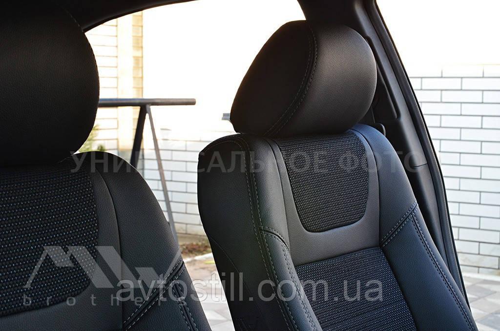 Авточехлы из экокожи  купить чехлы на сиденья авто