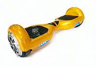 Гироборд для ребенка 6 дюймов золотой