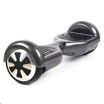Smart Balance Wheel Карбон черный, фото 2
