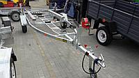 Лодочные лафеты от производителя. Для катеров до 4,2-4,6м до 750кг. Цинк. , фото 1
