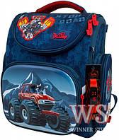 Ранец школьный рюкзак детский для мальчиков фабричный Бренд DE LUNE 7-132