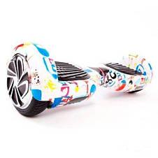 Гироскутер 6  Хип-Хоп графити, фото 3