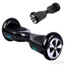 Гироскутер черного цвета SmartWay , фото 2