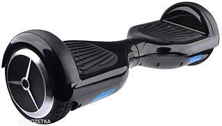 Гироскутер чорного кольору SmartWay