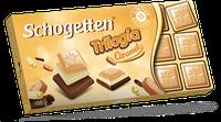 Шоколад Schogetten  Trilogia Caramel 100 г (Германия), фото 1